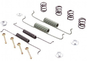 Front Drum Brake Spring Kit - Fits 58-64