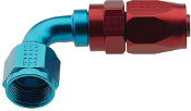HOSE FITTING #12 90 DEG PRO-FLOW