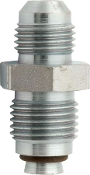 #6 AN MALE TO 16MM-1.5 MALE O-RING ADAPTER - PS FITTING, STEEL