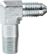 "#3 TO 1/8"" NPT ADAPTER - TALL, 90 DEG, STEEL"