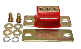TRANSMISSION MOUNT - GM 2WD, RED
