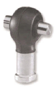 "RUBBER ROD END BOOTS - 1/2, 5/8, 3/4"" (6PCS)"