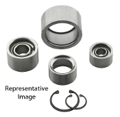 "1"" Spherical Bearing (Uniball) Cup"