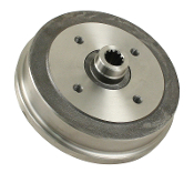 IRS BRAKE DRUM, 4 On 130mm, Beetle 68-77