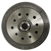 "IRS BRAKE DRUM, Dual Pattern 5 x 130mm, 5 x 4.75"" - Beetle 68-77"