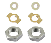 FRONT DRUM MOUNTING KIT, Beetle 50-65 King Pin
