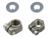 FRONT DRUM MOUNTING KIT, Beetle 66-79, Ball Joint