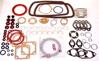 VW AIRCOOLED TYPE 1 ENGINE GASKET SET - 1300 - 1600cc