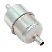 FUEL FILTER 3/8IN METAL