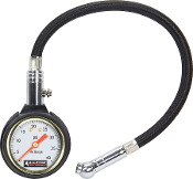 TIRE PRESSURE GAUGE 0-40 PSI