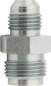 "#6 AN MALE TO 11/16""-18 MALE ADAPTER - PS FITTING, STEEL"