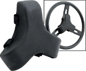 STEERING WHEEL PAD - MOLDED