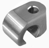 ALUM HALF CLAMP