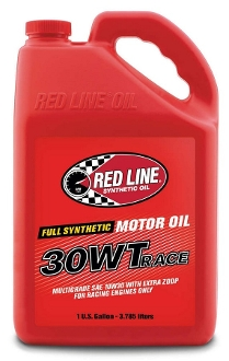 10W30 RACING OIL - Synthetic with ZDDP- 1 Gallon