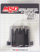 MSD BLACK CAP & ROTOR KIT- SMALL