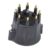 MSD BLACK DISTRIBUTOR CAP - CHEVY V8 HEI