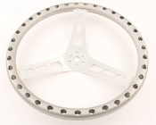 "LIGHTWEIGHT 13 INCH STEERING WHEEL - 2.5"" DISH"