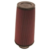 "K&N AIR FILTER - CONE, 3"" FLANGE, 12"" TALL"