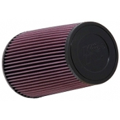 "K&N AIR FILTER - CONE, 3"" FLANGE, 9"" TALL"