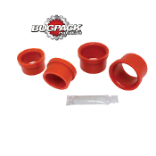 VW BALL JOINT BEAM BUSHINGS - OUTER, BUGPACK / PROTHANE