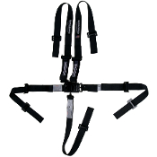 YOUTH 5 POINT HARNESS - LATCH & LINK, PULL UP