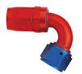 #10 120 DEGREE HOSE END SWIVEL